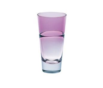 スガハラガラス sugahara フラワーベース duo/ワインレッド インテリア小物・置物 花瓶その他 フラワーベース