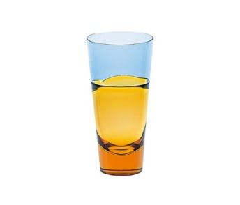 スガハラガラス sugahara フラワーベース duo/アンバー インテリア小物・置物 花瓶その他 フラワーベース