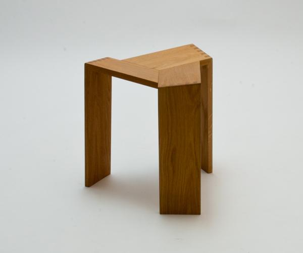 宮崎椅子製作所 sansa サンサスツール 小泉誠デザイン Miyazaki Chair Factory Makoto Koizumi