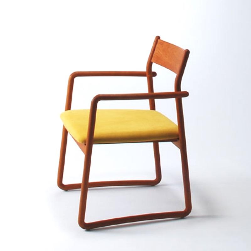 宮崎椅子製作所 ottimo オッティモアームチェア 村澤一晃デザイン Miyazaki Chair Factory Murasawa Kazuteru