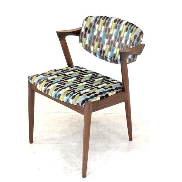 宮崎椅子製作所 No.42 ダイニングチェア カイ・クリスチャンセン Miyazaki Chair Factory No 42 (Kai Kristiansen)