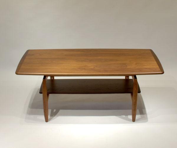 宮崎椅子製作所 Paper Knife center table 600×1200mm カイ・クリスチャンセンデザイン Miyazaki Chair FactoryKai Kristiansen