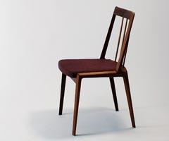 宮崎椅子製作所 rib チェア 村澤一晃デザイン リブダイニングチェア Miyazaki Chair Factory Murasawa Kazuteru