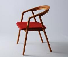 宮崎椅子製作所 UU チェア 小泉誠デザイン ダイニングチェア Miyazaki Chair Factory Makoto Koizumi