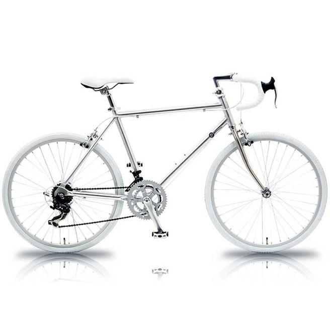 24インチ アルミ ロードバイク TRAILER TR-R2401 14段変速 【送料無料 一部組立 自転車 アルミニウム 英式バルブ】 [直送品]