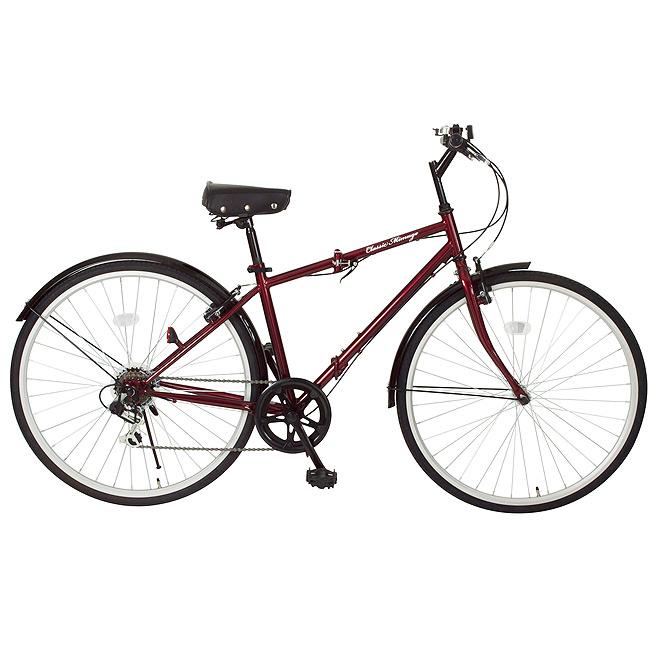 MG-CM700C クラシックミムゴ 700C クロスバイク 折りたたみ自転車 Classic Mimugo FDB700C6S 【フェンダー付き 折畳自転車 6段ギア付 】[直送品]
