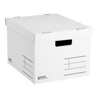 箱の形状 積み重ねができ ホコリから守れるフタ付き 保管庫収納性 毎日続々入荷 本体幅がA4ファイルボックスのモジュールで設計されているので 保管庫に効率よく綺麗に収まります KOKUYO 選択 コクヨ 収納ボックスネオスLフタ付ホワイト