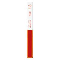 ペンケースに複数入れてもかさばりにくいスリムなサイズと形状 スリムなスティック形状で一緒にそろえたくなるようなデザインを演出 人気海外一番 品質保証 シャープ替 PSR-RE13-1P 赤芯1.3