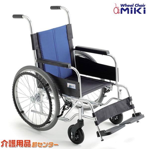 車椅子 軽量 折り畳み 【MiKi/ミキ BAL-0S】自走式 車いす 車椅子 車イス 低床 送料無料