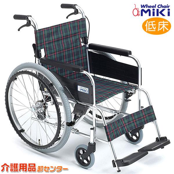 車椅子 軽量 折り畳み【MiKi/ミキ M-1シリーズ MPN-40JD】自走介助兼用 車いす 車イス【送料無料】|介助用 介護用品 お年寄り 軽量車椅子 プレゼント 折りたたみ 高齢者 老人ホーム 病院 おしゃれ 介護施設 福祉用具
