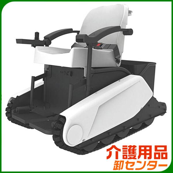 電動車椅子【クエストエンジニアリング クローラー型 電動車いす UNiMO ユニモ・アドベンチャー】自走専用 車椅子 車いす 車イス くるまいす 送料無料