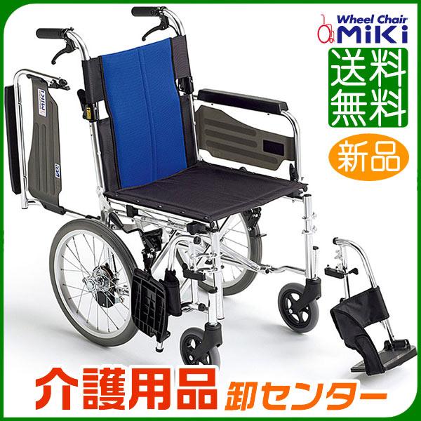 【MiKi/ミキ BAL-4】車椅子 車いす 介助式 車イス 多機能 送料無料 介助用 介助式車椅子 介護用品 お年寄り プレゼント 介助式車いす 高齢者 老人ホーム 病院 おしゃれ 介護施設 福祉用具