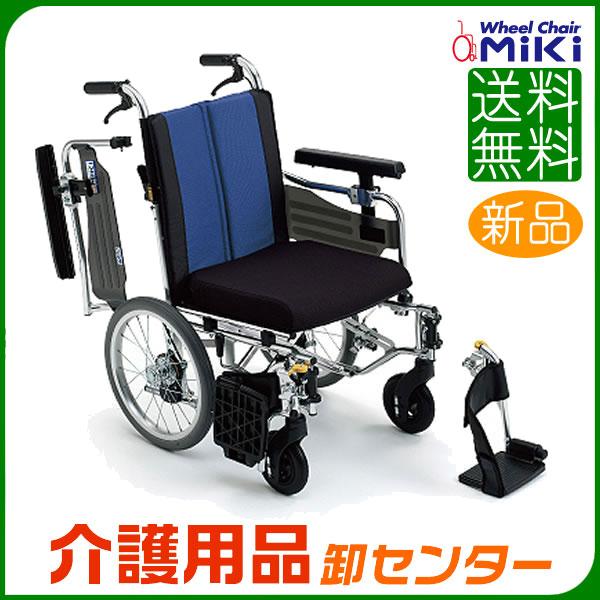 車椅子 折り畳み【MiKi/ミキ BAL-10】介助式 車いす 車イス 低床【送料無料】|介助用 介助式車椅子 介護用品 お年寄り プレゼント 介助式車いす 折りたたみ 高齢者 老人ホーム 病院 おしゃれ 介護施設 福祉用具