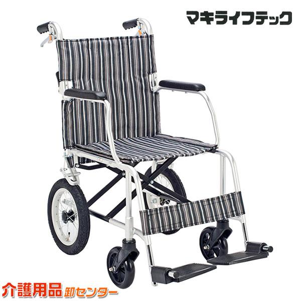 車椅子 軽量 折り畳み 【マキライフテック FINE/ファイン】介助式 車いす 車椅子 車イス 送料無料, インポートショップ メイン:d2c40cd5 --- pascalcaffet.jp
