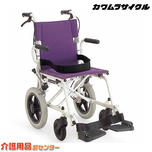 車椅子 軽量 折り畳み【カワムラサイクル 旅ぐるまシリーズ KA6】介助式 簡易車椅子 コンパクト車椅子 携帯車椅子 車いす 車イス カワムラ  介助用 介助式車椅子 介護用品 軽量車椅子 介助式車いす 折りたたみ