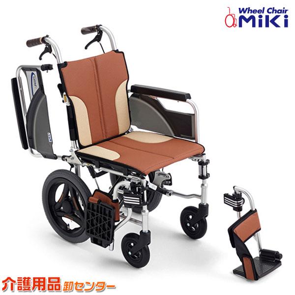 車椅子 軽量 折り畳み 【MiKi/ミキ Skit(スキット) SKT-200】 介助式 車いす 車椅子 車イス コンパクト車椅子 送料無料