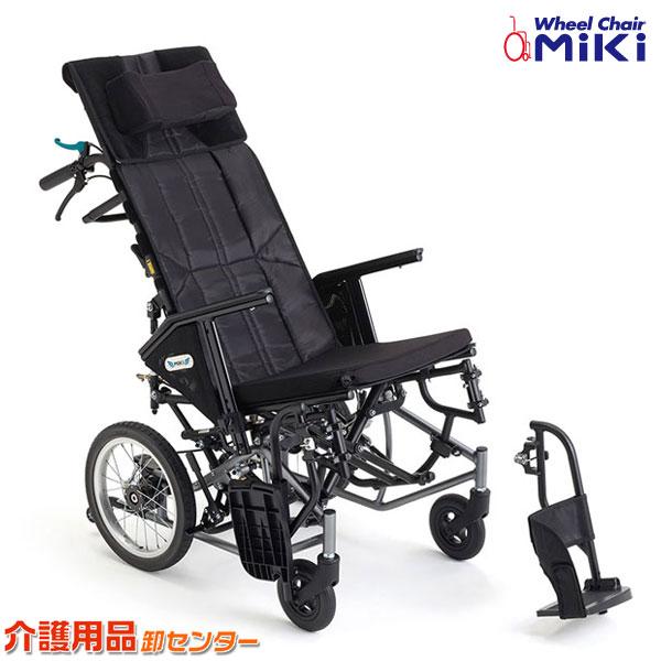 車椅子 【MiKi/ミキ カルティマ CRT-WR】ティルト&リクライニング車椅子 介助式車椅子