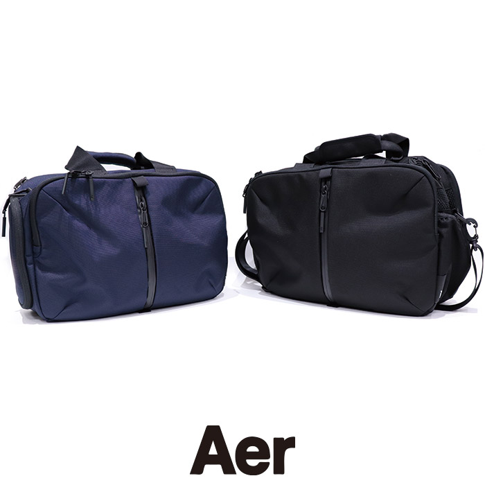 Aer (エアー) GIM DAFFLE2 SMALL(ジム ダッフル2 スモール)メンズ レディース ユニセックス 2way バッグ バック ジムバッグ オーバーナイター 仕事 通勤 通学 オフィス ジム アスレチック 普段 旅行 出張 オーガナイザー