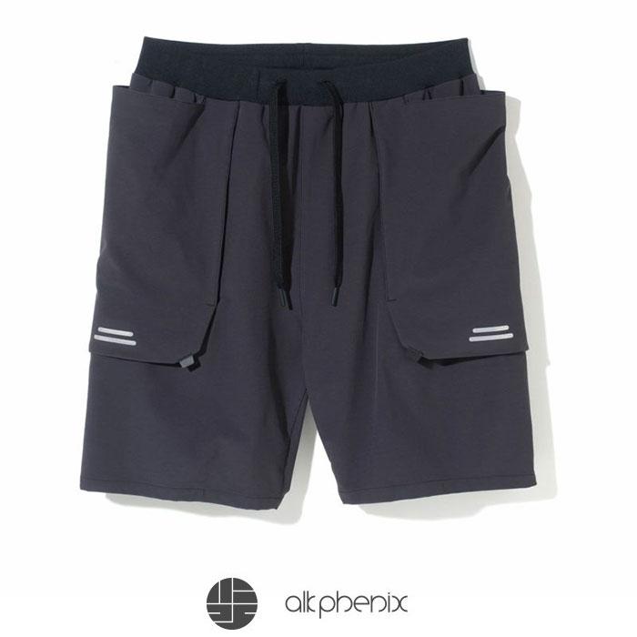 ALKPHENIX アルクフェニックス tab shorts /tech urake light POA12SP26