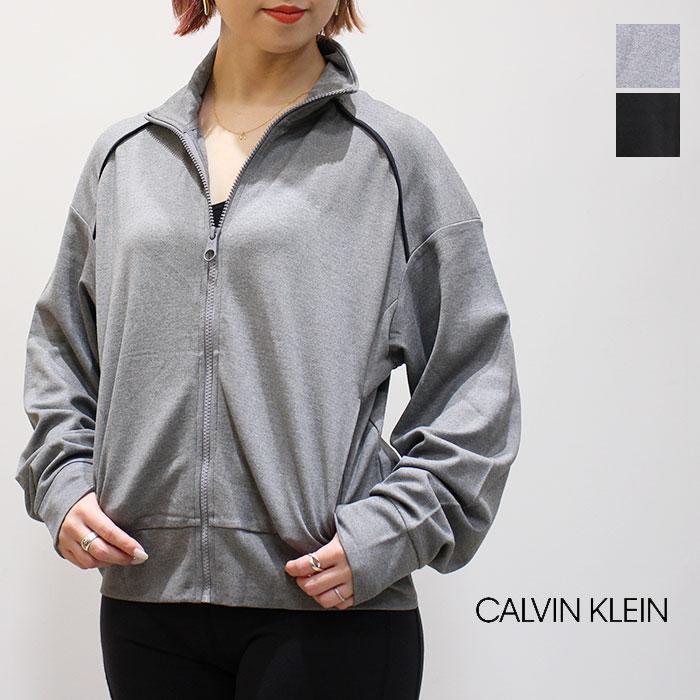 CALVIN KLEIN PERFORMANCE カルバンクラインパフォーマンス WS AI SWEAT JKT W POP 4WF9J428