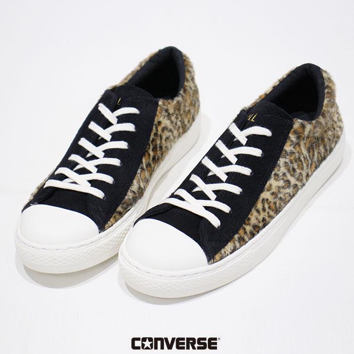 converse (コンバース) スニーカー ALL STAR COUPE LEOPARDFUR OX