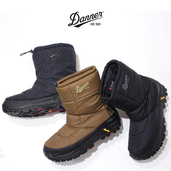 Danner (ダナー) FREDDO B200(フレッド B200)ユニセックス ウインターブーツ スノーブーツ レインシューズ レディース メンズ レインブーツ アウトドア キャンプ フェス ウォーキング 正規販売店  スニーカー  sneaker
