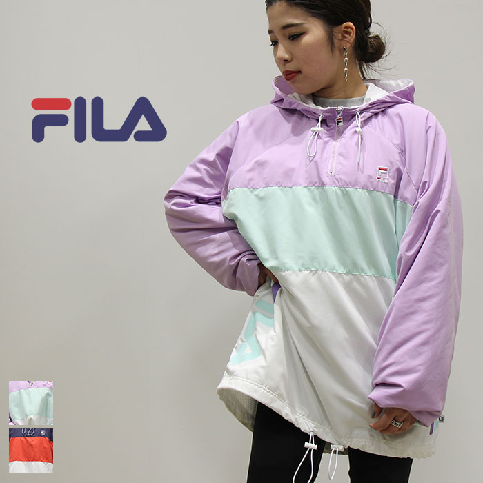 FILA (フィラ) プルオーバー ANORAK FL3363