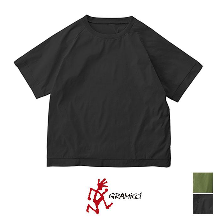 GRAMICCI グラミチ GRAMICCI グラミチ レクタスキャンプTシャツ GCJK-20S071 パフォーマンス アウトドア クライミング ランニング スポーツ アスレジャー