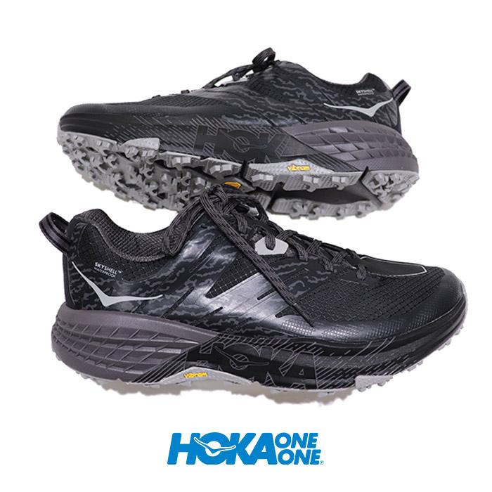 HOKA one one (ホカオネオネ) Ms SPEEDGOAT 3 WP 1102500(メンズ スピードゴート 3 WP)正規販売店  スニーカー ランニング シューズ 軽量 トレーニング マラソン hoka oneone ダッド ホカオネオネ