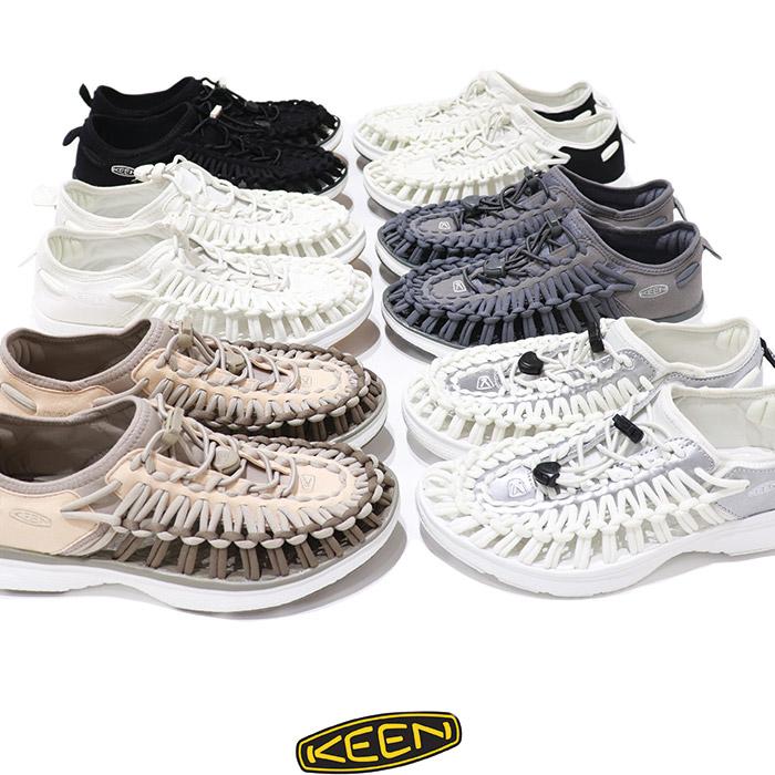 KEEN (キーン) Ws UNEEK O2(ウィメンズ ユニーク オーツー) レディース アウトドア キャンプ フェス サンダル 正規販売店 クライミング コンフォート スニーカー  sneaker