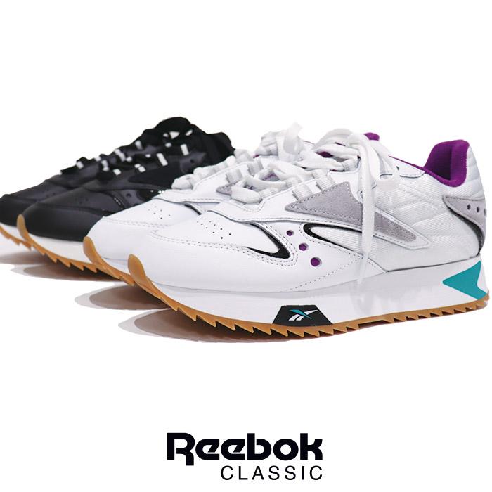 Reebok (リーボック) CL LTHR ATI 90S W(クラッシック レザー ATI 90S W) レディース ウォーキング 立ち仕事 社内 通勤 正規販売店 スニーカー 散歩  sneaker