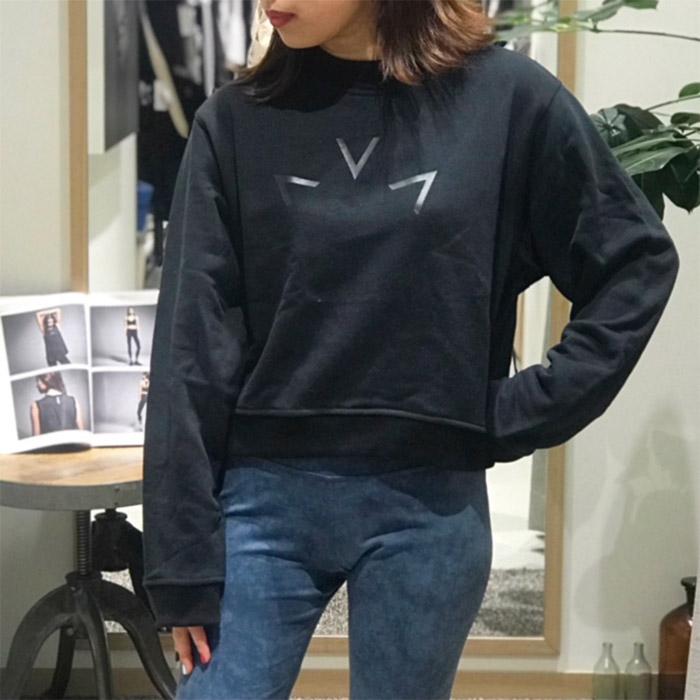 VARLEY(バーレイ) ALBATA SWEAT (アルバタ スエット ) 日本未発売 レディース ウィメンズ カットソー Tシャツ YOGA ヨガ fitness フィットネス ジム トレーニング ランニング アスレチック アスレジャー アクティブウェアー ヨガウェア