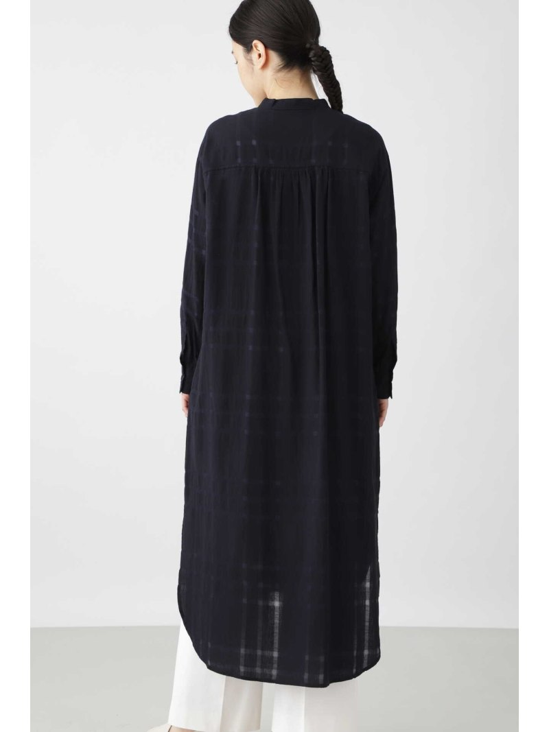 FashionSALE 30 OFFランダムギンガムチェックワンピース HUMAN WOMAN ヒューマン ウーマン ワンピース ワンピースその他 ネイビー RBA E送料無料xWQrBEdCoe