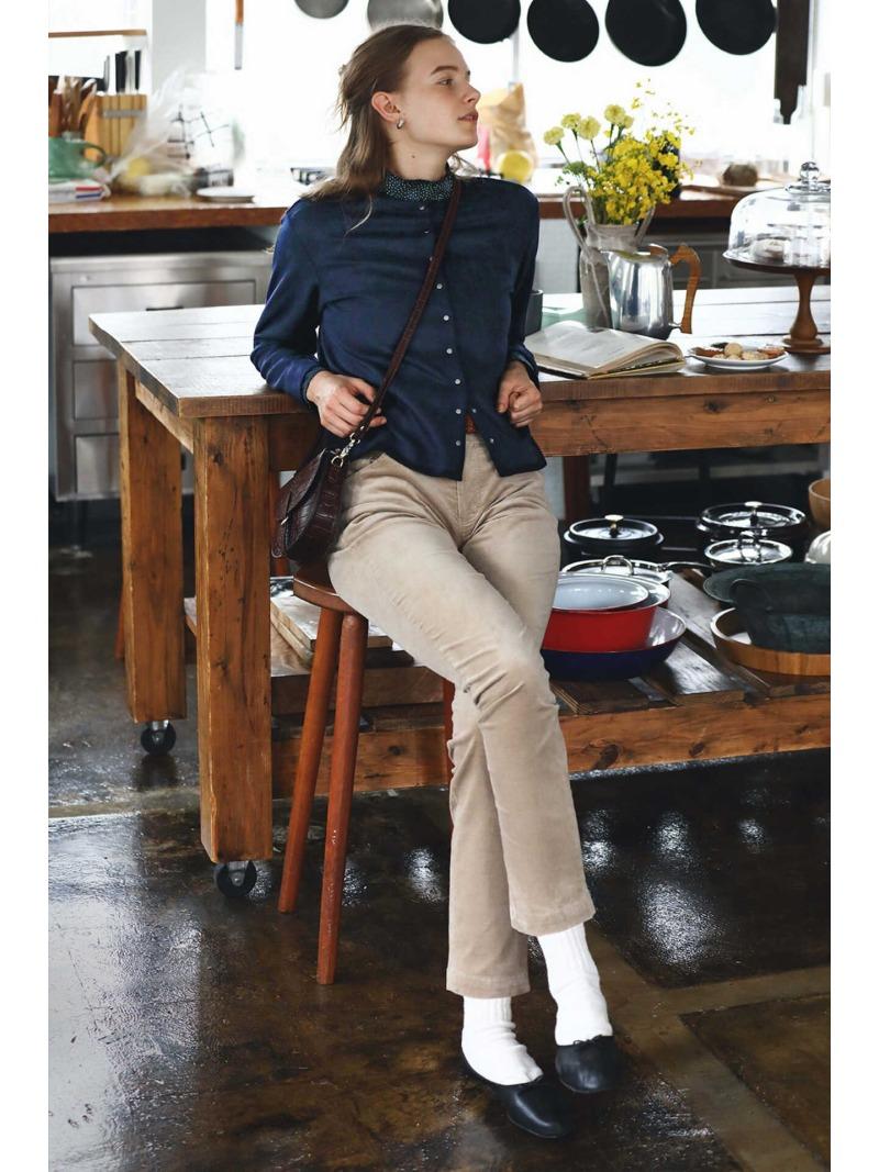 売却 BT1B HUMAN WOMAN レディース パンツ ジーンズ ヒューマン AL完売しました。 ウーマン Fashion 別珍ストレッチパンツ 送料無料 パンツその他 グレー Rakuten