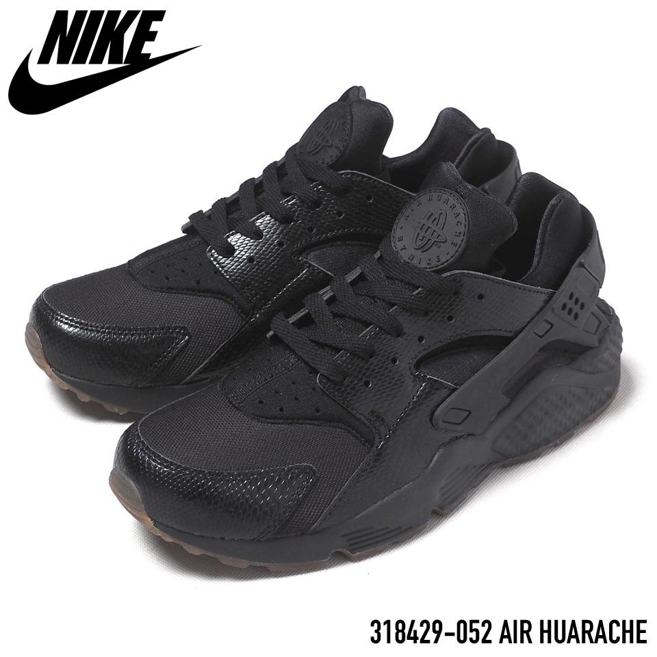NIKE (Nike) 318,429 052 AIR HUARACHE エアハラチ BLACKELEMENTAL GOLD