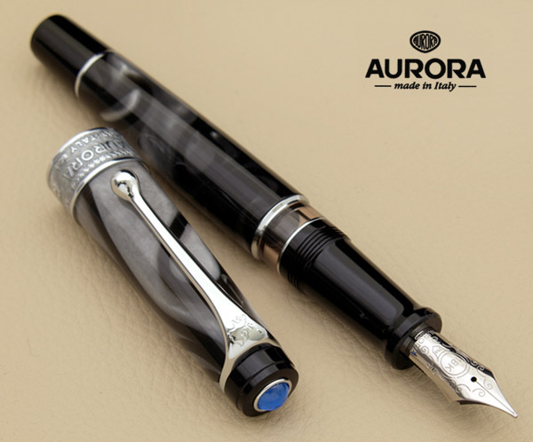 aurora限定品!欧洲/欧洲大陆18钱钢笔/新货M