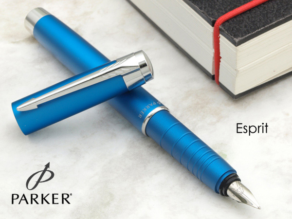 866b516c43c 1 J ESPRIT pen F (fine)   m (in romaji) upscale matte!  Carbon chrome Bordeaux blue