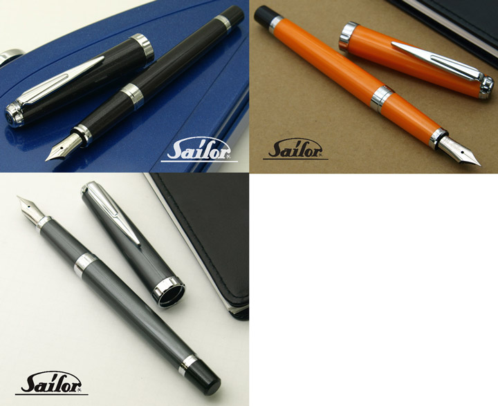 Pen Made In Sailor Regrus Fountain Pen F ( Fine Print) Simple, Timeless  Design And Reliable Technology Are Ahead And Smooth Writing Feel Fountain  Pen