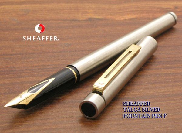 Schaefer 80s Dead Stock Fountain Pen U0027Targau0027
