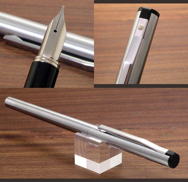 稀有物品! TRZ 40 银钢笔 F (精) 20 年前,死库存模型!