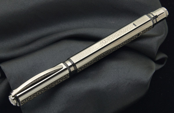 日本未开始销售288条限定难解的结钢笔炮铜14钱系统推&回转活塞吸入式