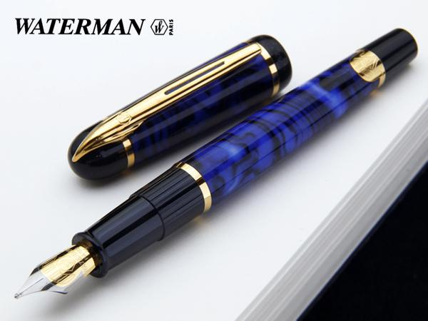 Waterman fountain pens