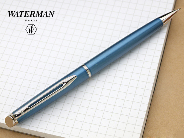 295c7b56a71c It is a stylish writing implement of French noble Waterman to introduce  this time! メトロポリタンシィメリーブルー It is a pencil.
