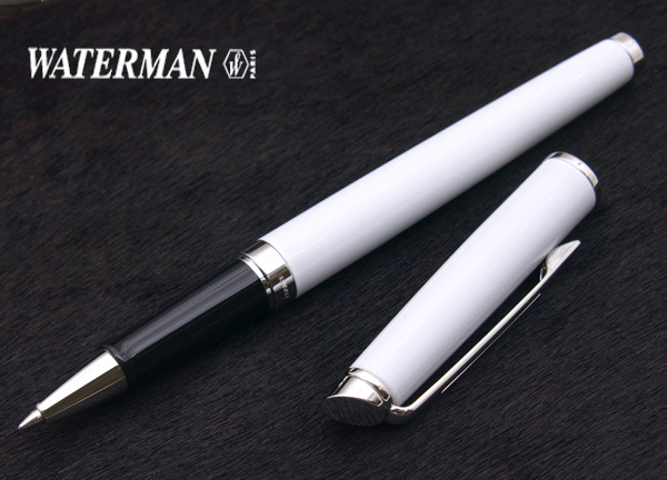 9f8a068869b6 Stationary shop PenLife  Metropolitan essential white CT rollerball ...