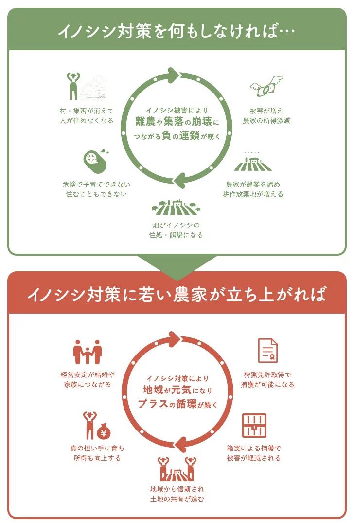お試しセット 天然ジビエ イノシシ肉 ロース・モモ・肩話題のジビエを使って、豚肉よりもヘルシーに!安心安全なジビエ(猪肉・イノシシ肉)を熊本県よりお届けします農家ハンター サステナブル サスティナブル SDGs  エシカル