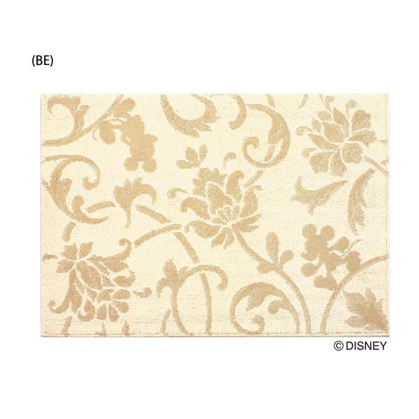 ミッキー エレガンスノート ラグ Disney mickey Elegance Note rug DRM-1002 センターラグ 140×200cm (送料無料) (代引不可)日本製 防ダニ 耐熱加工 F☆☆☆☆ RUG ディズニープレミアムコレクション ラグマット カーペット じゅうたん 絨毯