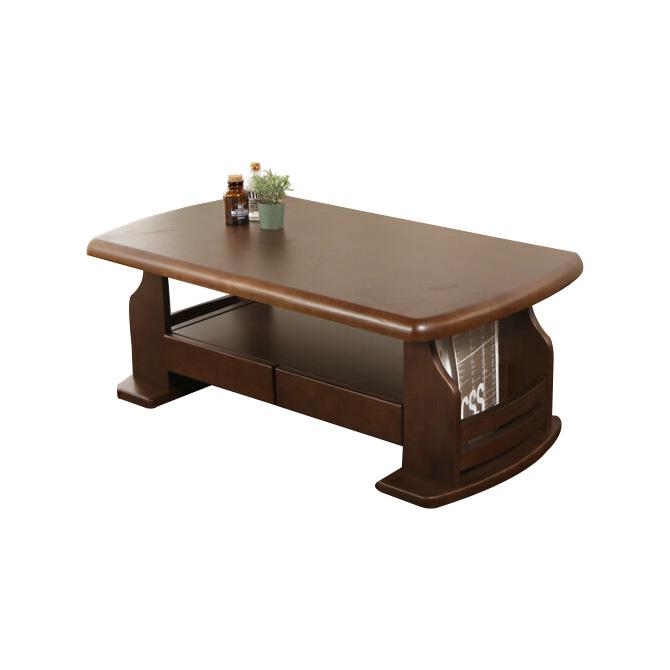 センターテーブル シンプル 幅105cm テーブル 収納付き 収納付き ドルチェ 無垢 モダン 天然木製 木製テーブル リビングテーブル ローテーブル 引出し付き マガジンラック付き 木目 モダン シンプル 北欧風, 買いもんどころ:94e1db73 --- gallery-rugdoll.com