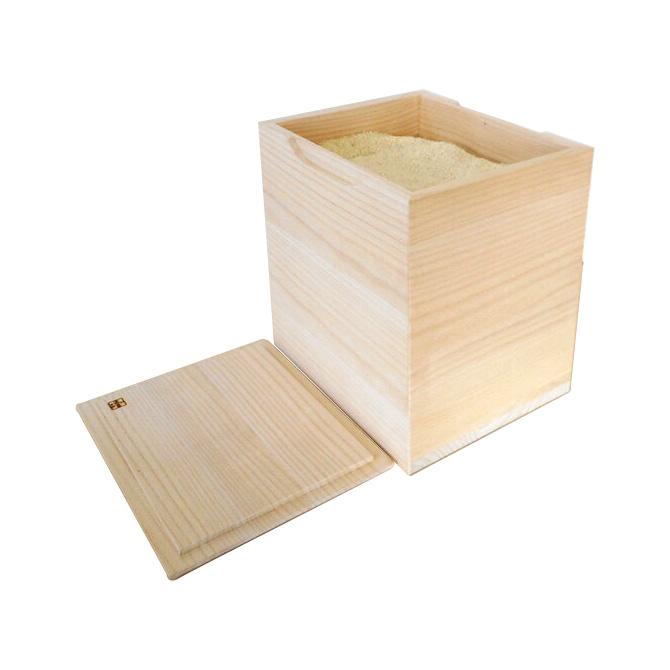米びつ 桐 米びつ 20kg 無地 国産 日本製 米びつ 桐 20kg 米びつ 米櫃 こめびつ 桐 桐製 米びつ 木製 [送料無料]