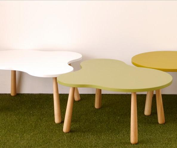 センターテーブル (約)幅70cm クル リビングテーブル S 幅69.4×奥行62×高さ30.5cm テーブル センターテーブル 木製 センターテーブル 北欧 モダン シンプルリビングテーブル センターテーブル 木製 天板