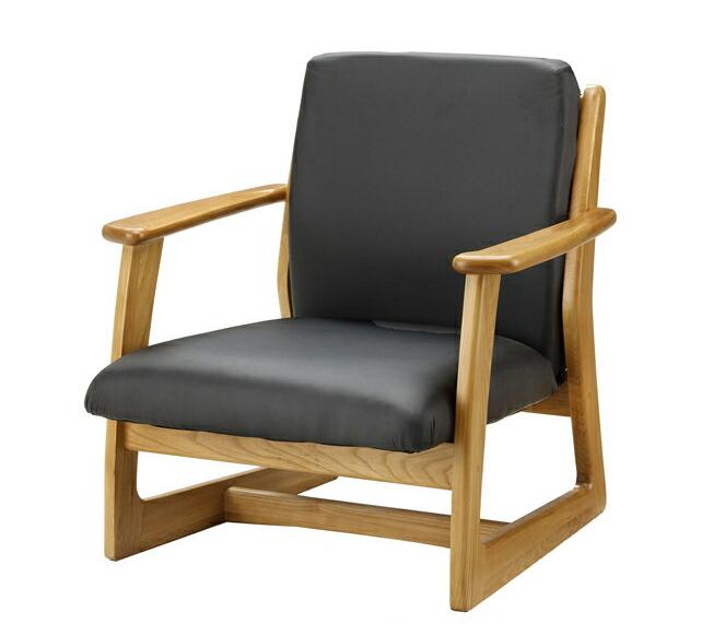 ラルゴ 7672 チェアー チェアー 木製 ダイニングチェアー 椅子 いす chair イス 木製チェア 重厚感 安心感